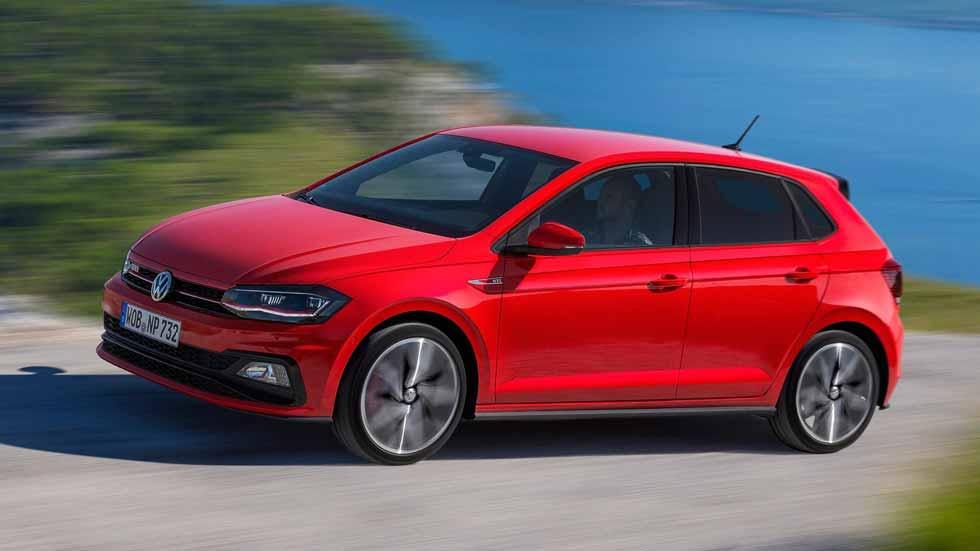 Probamos el VW Polo GTi 2018: donde dije Golf, digo Polo (o viceversa)