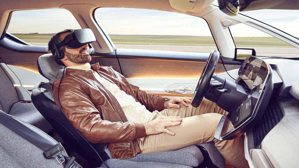 """Probamos el Renault Symbioz """"demo"""": coche autónomo, eléctrico y conectado"""