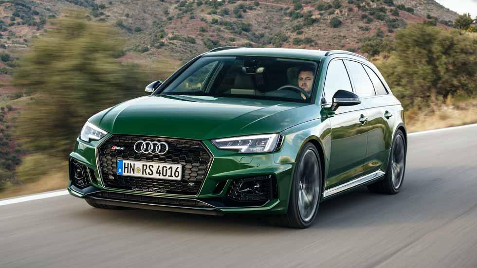 Audi RS 4 Avant 2018: probamos el familiar más rápido