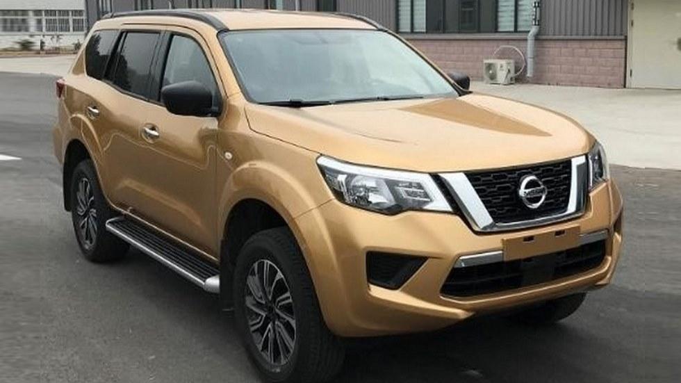 """Nissan Terra 2018: más datos y nuevas fotos del próximo """"súper"""" Qashqai"""