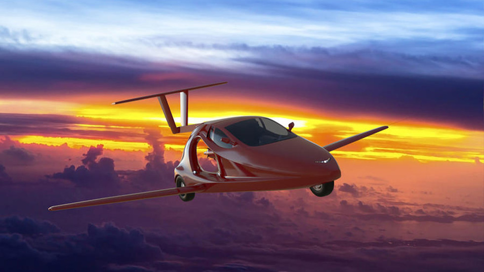 """Samson Switchblade, el coche volador """"tipo Ikea"""": lo montarás tú mismo"""