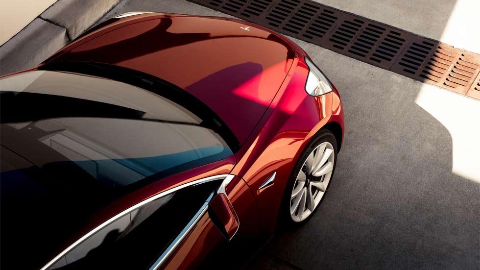 Tesla Model 3: su consumo eléctrico, muy mejorable
