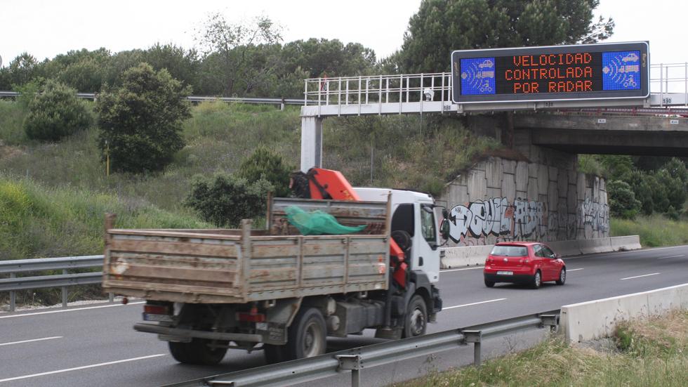 El Gobierno lleva recaudados más de 70 millones de euros con radares fijos
