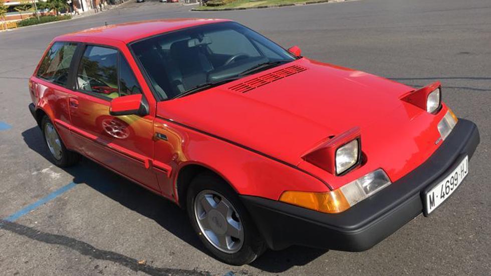 Uno de los primeros coches del Rey Felipe VI, ¡a subasta!