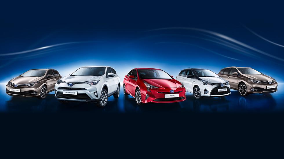 Toyota tendrá más de 10 coches eléctricos en 2020