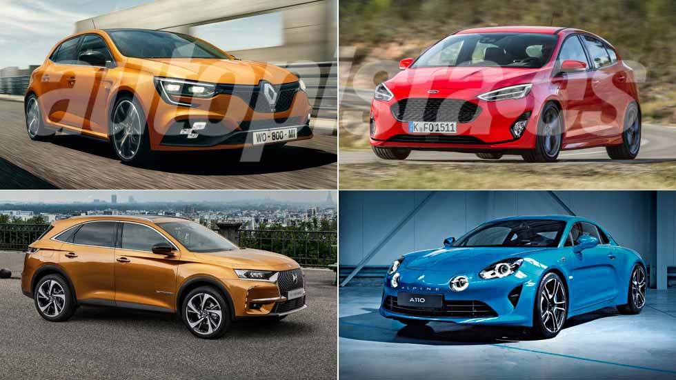 Revista Autopista 3035: ¡hasta 140 nuevos coches y SUV en 2018!