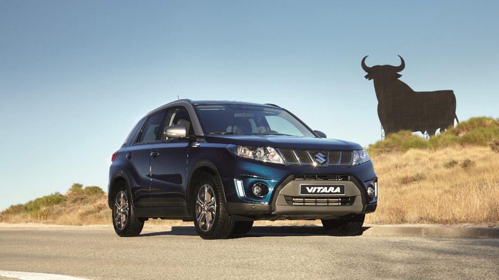 Suzuki Vitara Toro: así es el SUV de Osborne