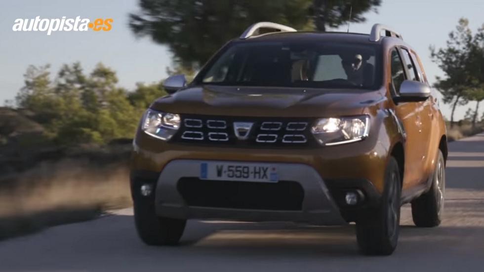 Dacia Duster 2018: las claves del nuevo SUV, en menos de 1 minuto (VÍDEO)