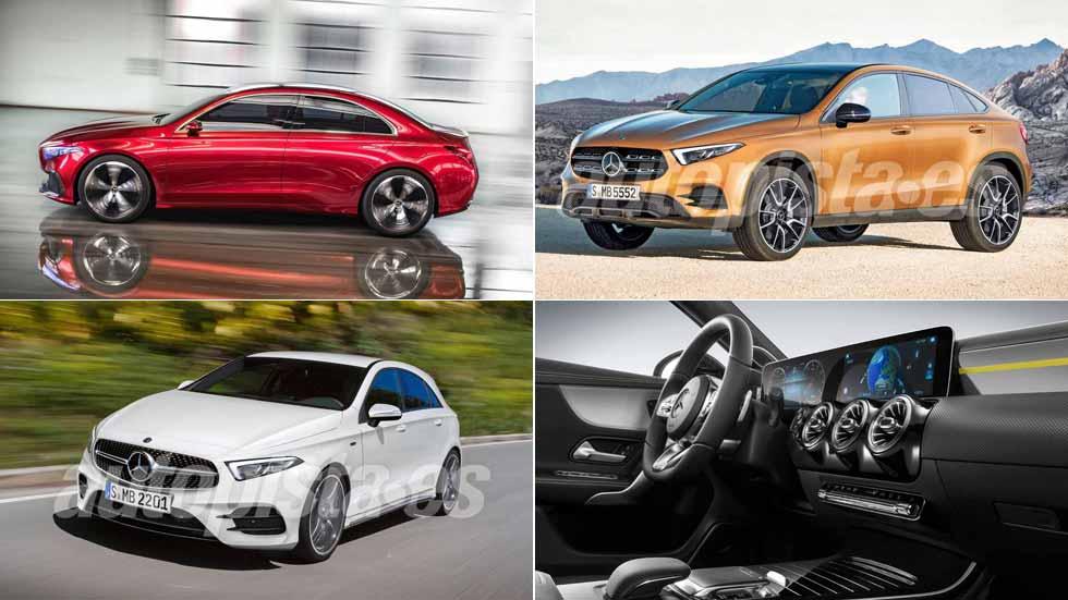 Nuevo Mercedes Clase A 2018: todos sus secretos y primeras fotos