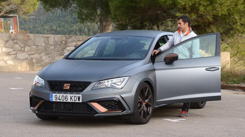 ¿Cómo es conducir un nuevo Seat León Cupra R? Jordi Gené nos lo cuenta (vídeo)