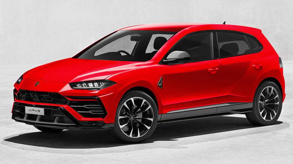 Tras el SUV Urus, ¿podría lanzar Lamborghini un coche utilitario?