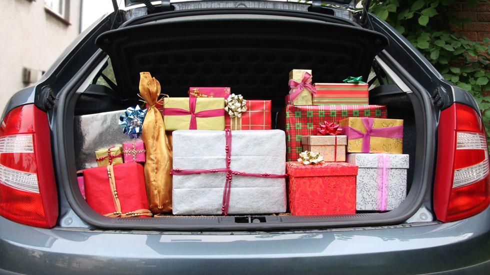 Bazar de regalos para una Navidad sobre ruedas: ¡elige el tuyo!