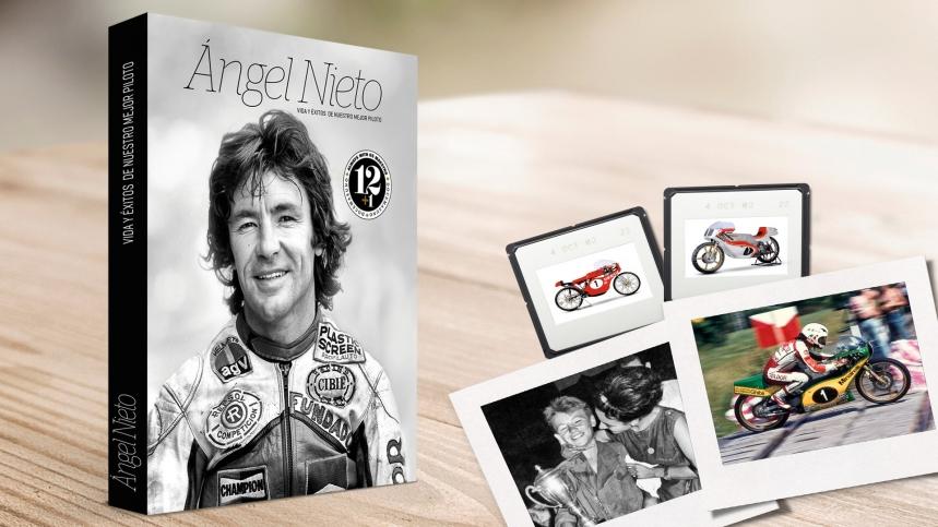 El libro de Ángel Nieto de nuestros compañeros de Motociclismo