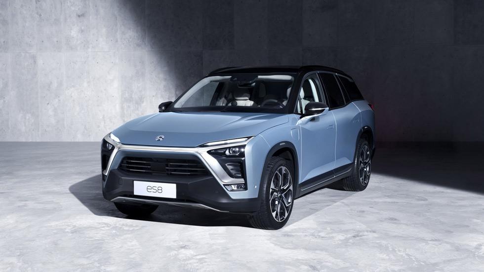 Nio ES8: así será el nuevo SUV eléctrico, en FOTOS y VÍDEO