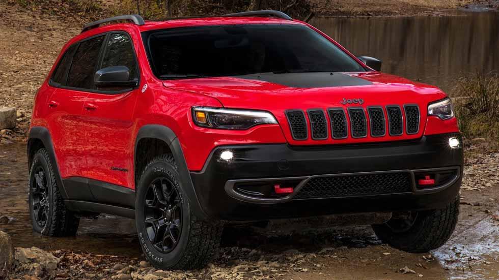 Oficial: Jeep Cherokee 2019, el nuevo SUV se estrena en Detroit