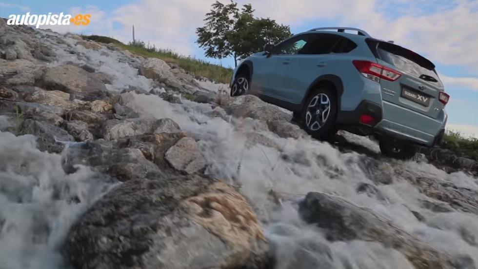Subaru XV: todas las claves del nuevo SUV, en VÍDEO