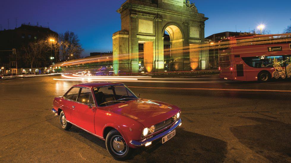 Coches para el recuerdo: Seat 124 Sport (ruta por Madrid y Segovia)