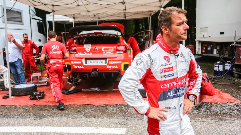 Sébastien Loeb vuelve al WRC en 2018: correrá tres rallyes