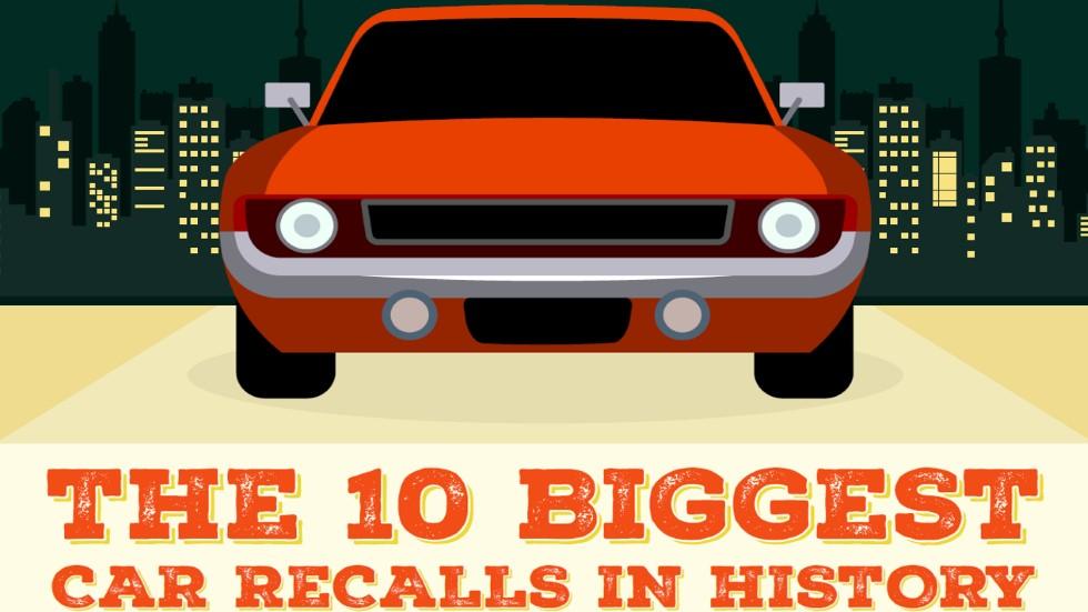 ¡Qué desastre! Las 10 mayores llamadas a revisión de coches de la historia