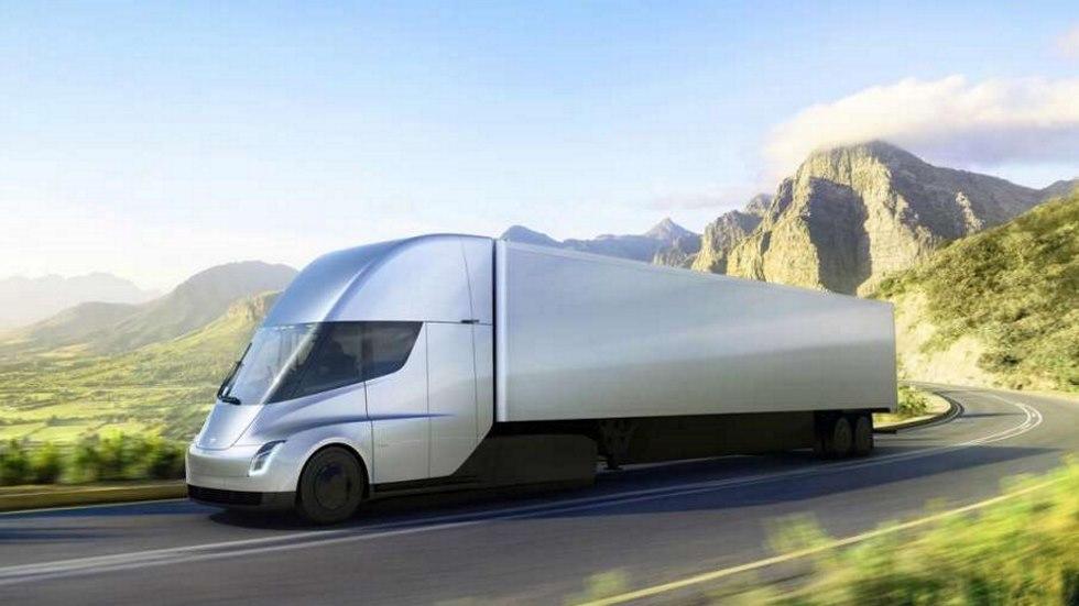 Tesla Semi: el camión que revoluciona el sector y ya reservan Pepsi, UPS, DHL…