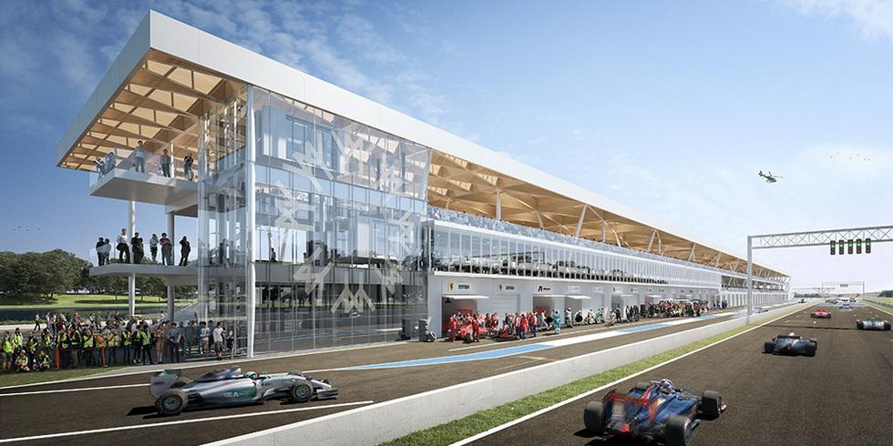 El circuito de Montreal estrenará paddock en 2019