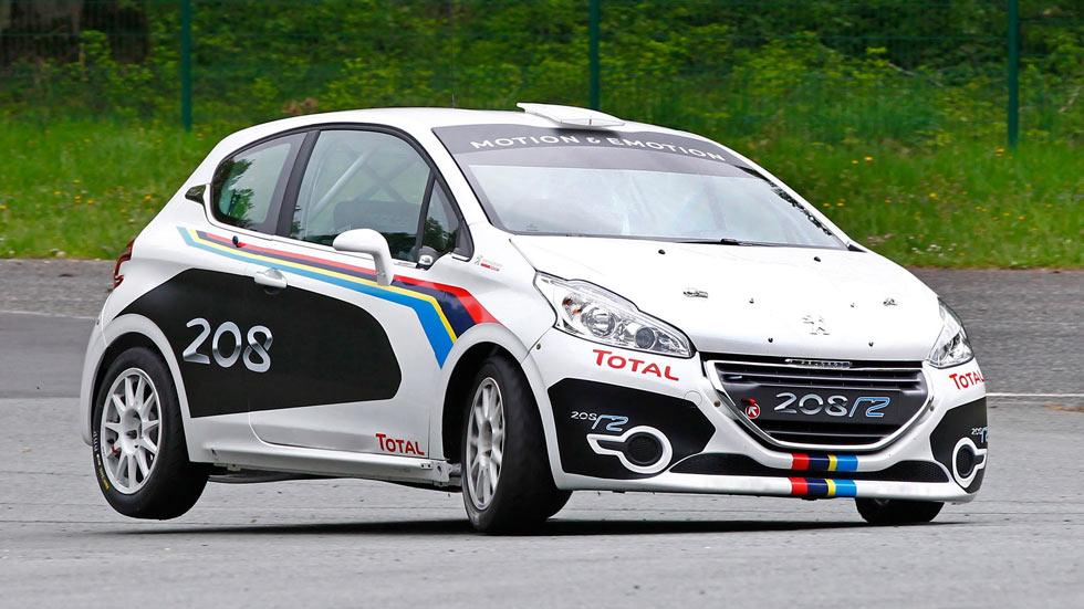 """Peugeot Rally Cup Ibérica: llega a España un nuevo """"Desafío Peugeot"""""""