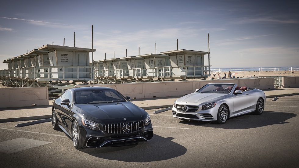 Mercedes Clase S Coupé y Cabrio 2018: precios para España