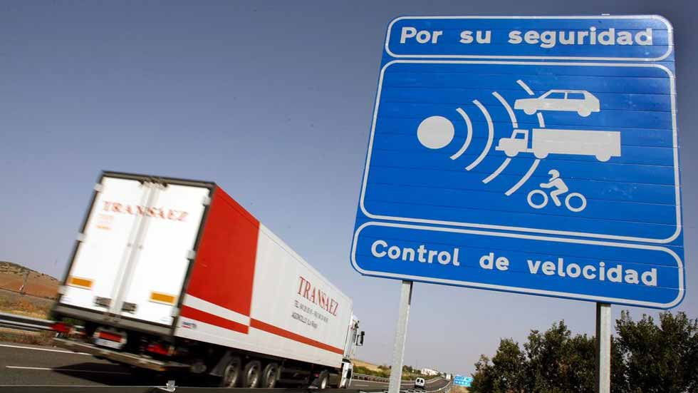 Los 25 radares fijos que más multas ponen en España (lista actualizada)
