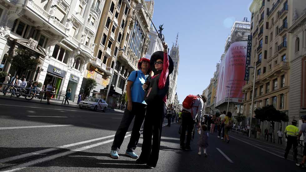 Los nuevos y revolucionarios planes de movilidad del Ayuntamiento de Madrid en 2018
