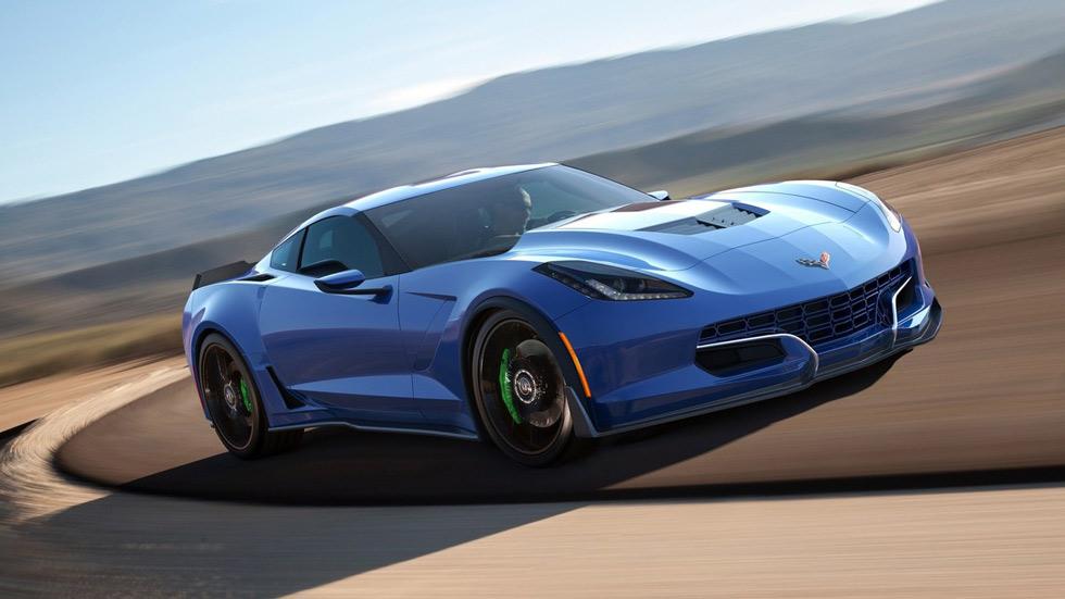 Genovation GXE, así es el brutal Chevrolet Corvette eléctrico del futuro