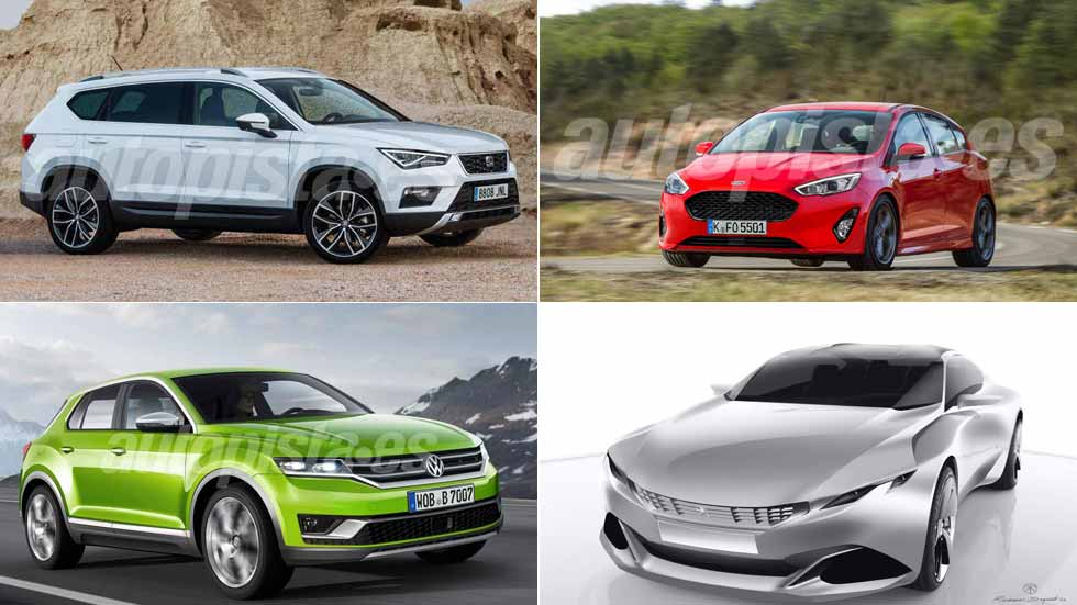 Los 10 mejores coches de 2018: nuevos Seat SUV, Peugeot 508, Ford Focus…
