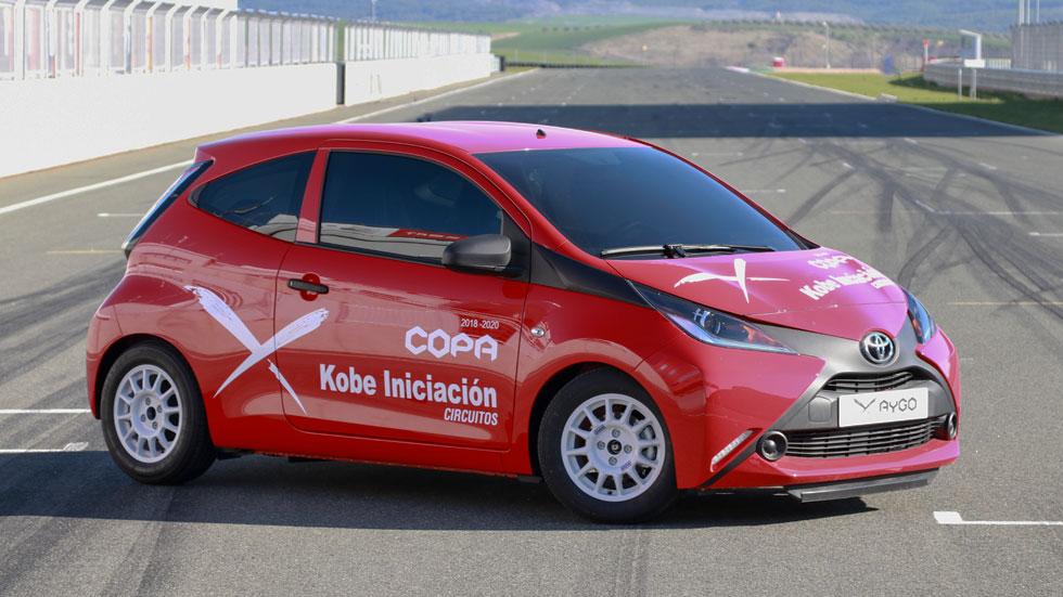 Copa Kobe Motor: la fórmula más barata para correr en circuitos