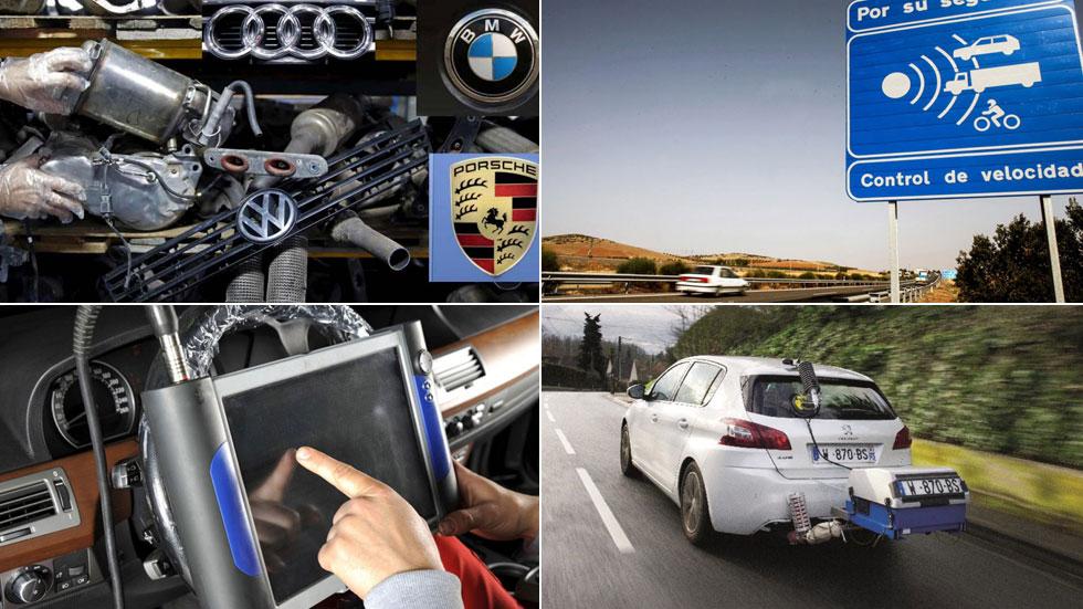 Las 10 peores noticias de coches y de motor de 2017