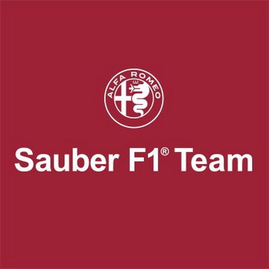 Este es el nuevo logotipo del equipo Sauber
