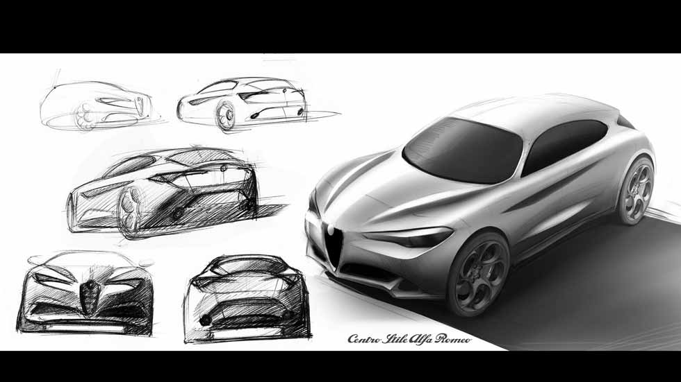 Lo próximo de Alfa Romeo: nuevos Giulietta, 4C, SUV de 7 asientos…