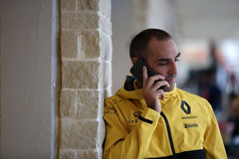 """El director de Renault Sport F1: """"nadie quiere una revolución en los motores en 2021"""""""