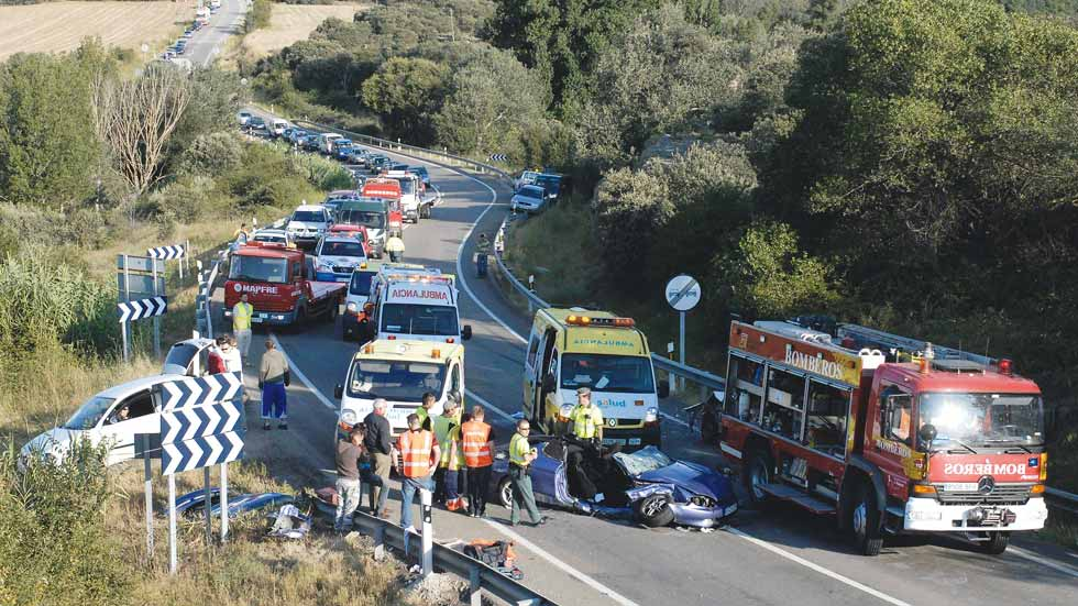 La política de radares de la DGT no funciona: los muertos en carretera suben en 2017