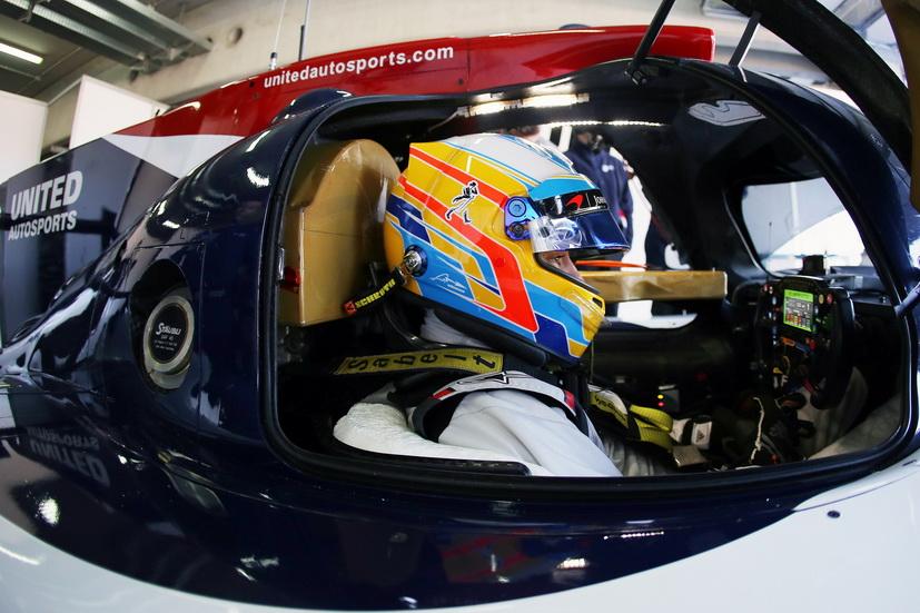 Alonso disputará este fin de semana los tests de las 24 Horas de Daytona