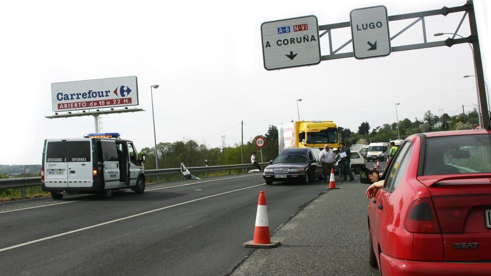 Tercer año con más muertes en carretera y fracaso de la DGT, según Dvuelta