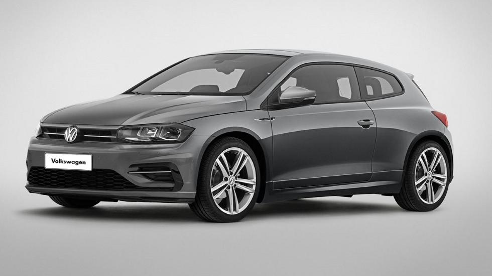 Volkswagen Polo Coupé: ¿podría ser éste el reemplazo del Scirocco?