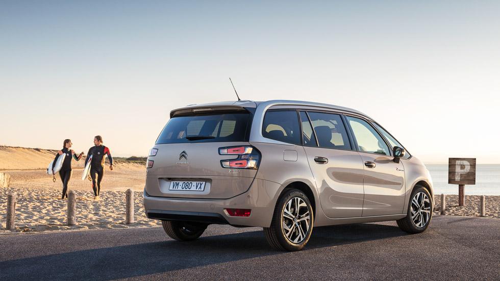 Nuevo Citroën C4 Picasso Rip Curl: todos los precios para España