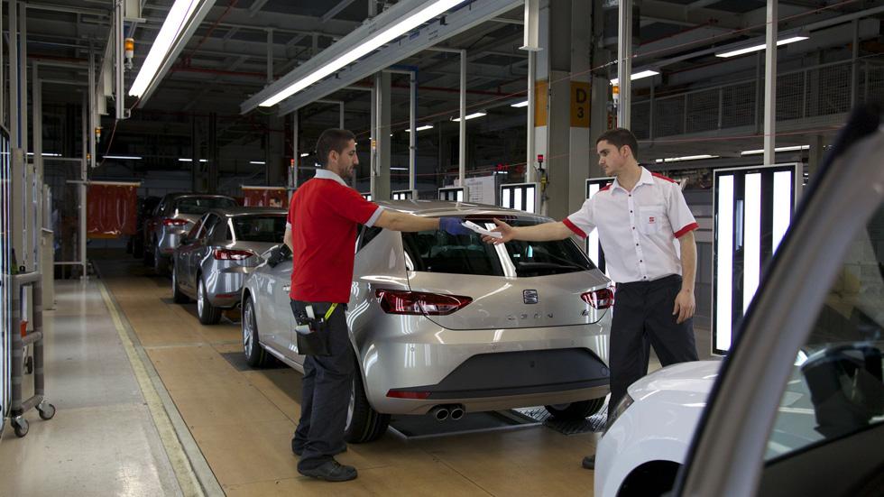 Uno de cada cuatro coches vendidos en España se fabrica aquí