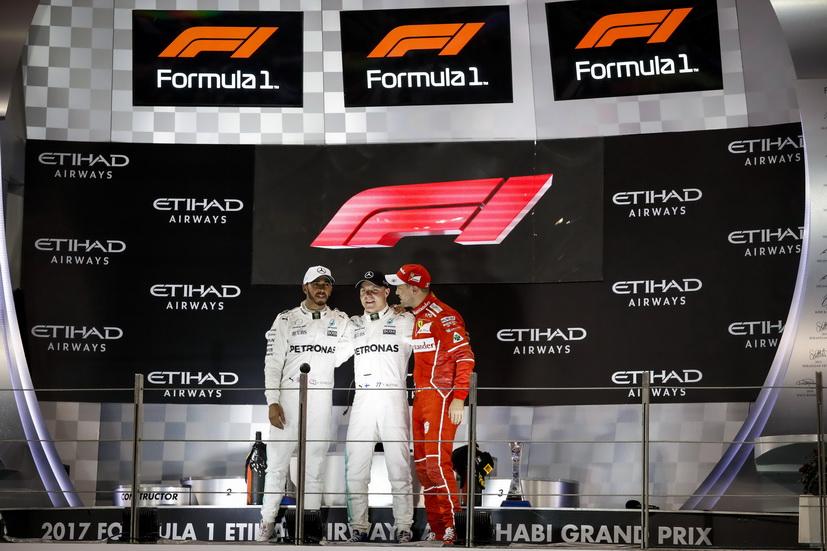 Formula 1 da a conocer sus audiencias de 2017