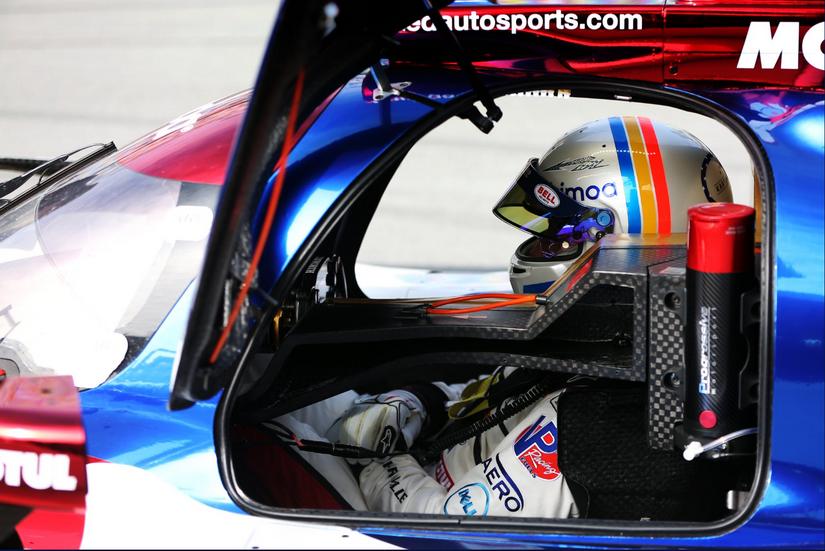 ROAR 24 Daytona: Cadillac domina mientras Fernando Alonso aprende