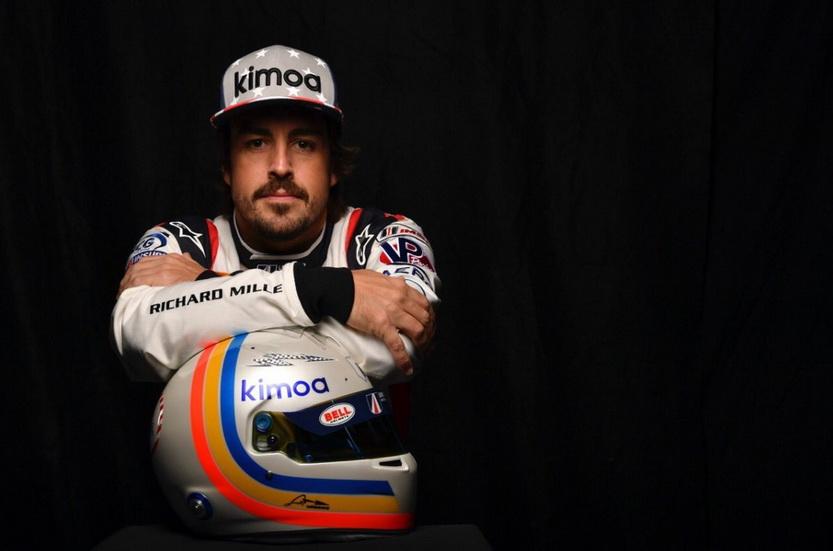Los planes de Alonso en 2018 y 2019: Le Mans, Daytona, Nascar...