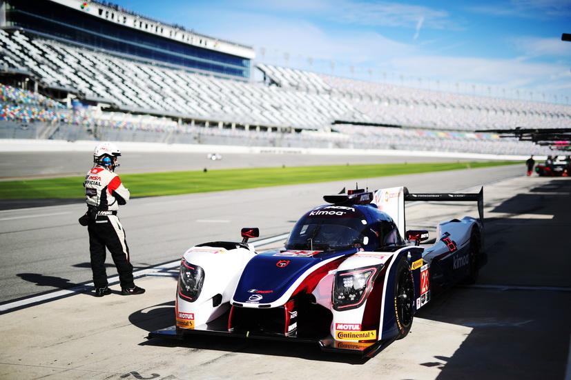 ROAR 24 Daytona: Alonso es undécimo en la Sesión 3