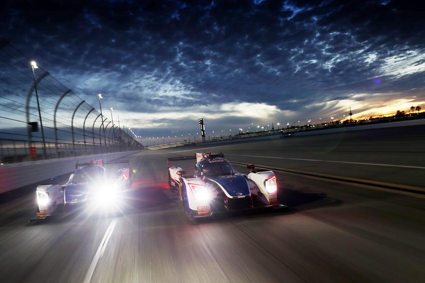 ROAR 24 Daytona: Felipe Nasr dominó las sesiones 4 y 5