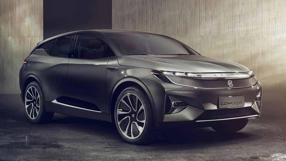 Byton Concept: así es el SUV eléctrico y autónomo que quiere revolucionar el mercado