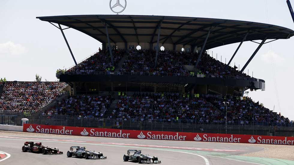¿Volverá la Fórmula 1 a Nürburgring?