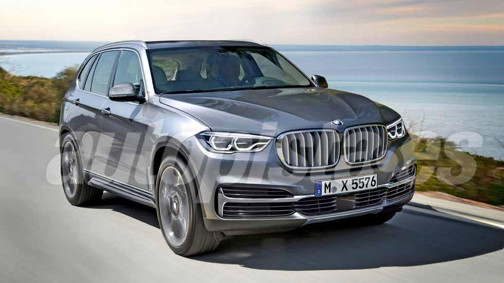 Revista Autopista 3037: así será el nuevo BMW X5 que llegará este año